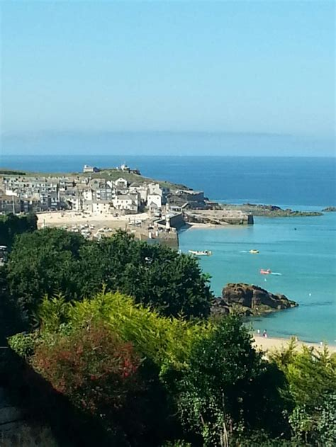 Views of St Ives, #Cornwall | Around the worlds, Kingdom ...