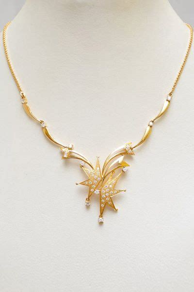 designer light weight gold necklace for women simple craft ideas