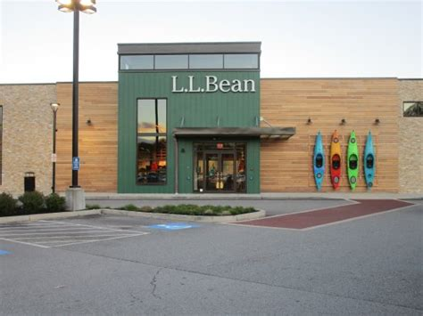 garden city center l l bean at garden city center picture of garden city