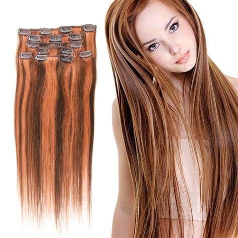 Extension clip capelli veri