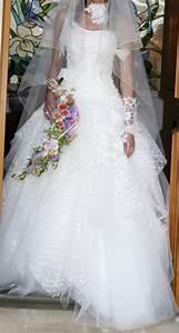 robe de mariee rosi strella d39occasion avec accessoires With boutique mariage avec bijoux occasion