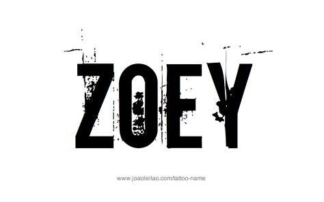 zoey  tattoo designs
