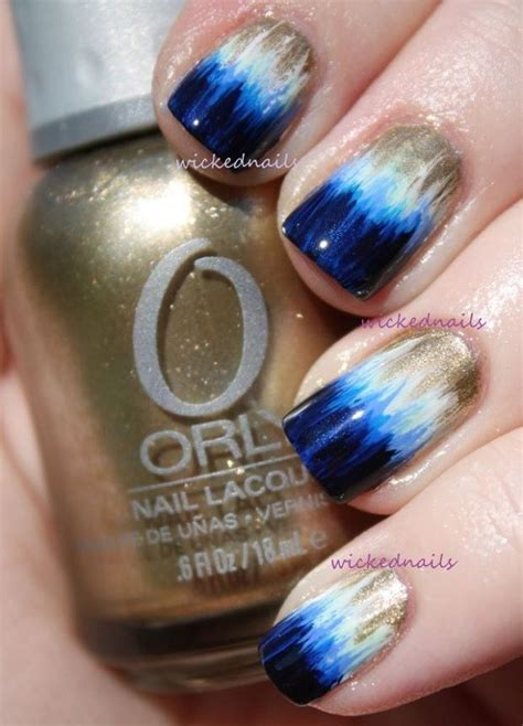 fabulous ombre nails  designs   perfect