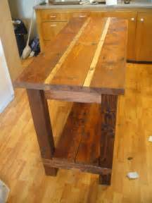 reclaimed kitchen island white kitchen island from reclaimed wood diy projects