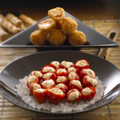 alouette cuisine alouette stuffed peppadew peppers recipe genius kitchen