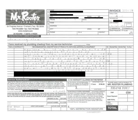 rooter reviewcomplaint   rooter plumbing