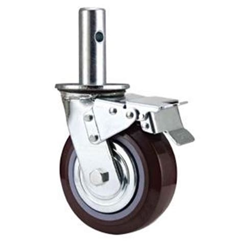 scaffolding casters wheels scfdpsc  industrial caster wheels china factory