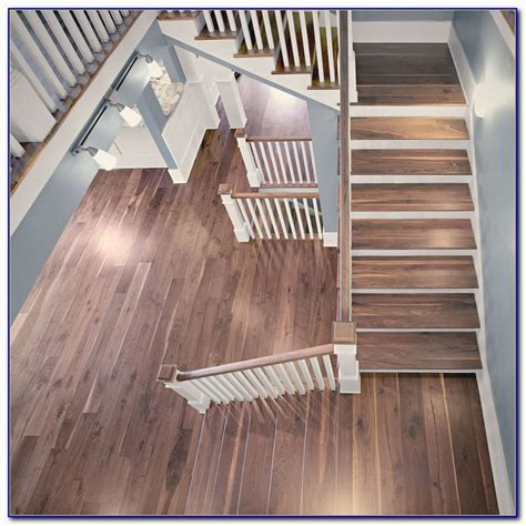 Luxury Vinyl Plank Flooring On Stairs   Flooring : Home