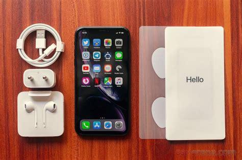 apple iphone xr review gsmarena tests
