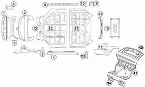Porsche 911 Front Suspension Repair Panel 91150195501