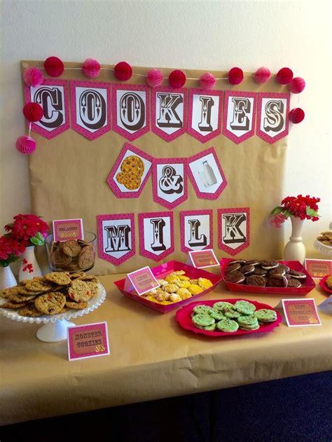 yesterday  helped host   cookies milk bar