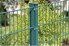 Gartenzaun Metall Grün. gartenzaun aus kunststoff in wei gr n. 30m ...