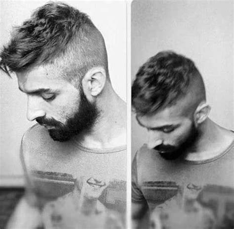 mens short haircuts  thick hair masculine hairstyles
