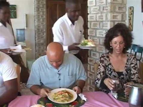 la bonne cuisine ivoirienne joel and yvonne trimble visit jacmel haiti cyvadier hotel