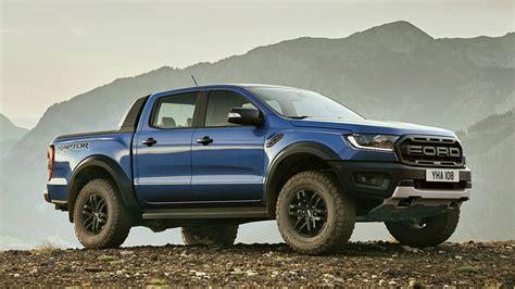 Ford Ranger Raptor Revealed For Europe With Potent Diesel