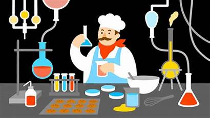 Chemistry Cooking Lesson Ted Ed Animation Gifs
