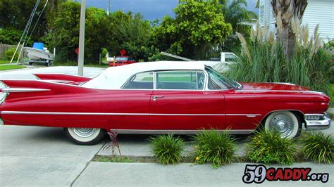 Cadillac 59 Eldorado For Sale
