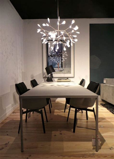 dining room  contemporary ceiling lighting