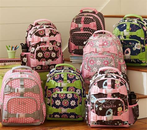 Pottery Barn Back To School by Pottery Barn Backpacks I Like Their Line Of