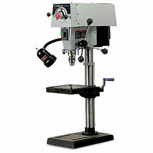 Delta DP350 Benchtop Drill Press - FineWoodworking