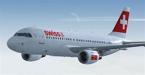 swiss siege swiss international airbus a319 112 for fsx