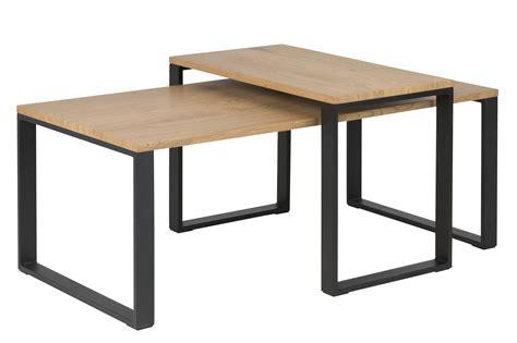 kamma sofabord sett med  bord papir vill eik kjop na og fa levert pa doren