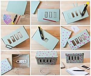 Boite Pour Cable Electrique : les 25 meilleures id es de la cat gorie cacher la bo te de ~ Premium-room.com Idées de Décoration