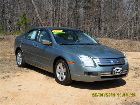 Ford Fusion 2006 by 2006 Ford Fusion Pictures Cargurus