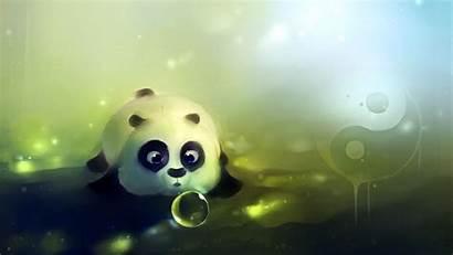 Panda Animated Animal Pandas Anime Wallpapers Cartoon