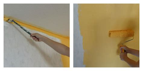 Zuerst Decke Oder Wand Streichen by Erst Decke Oder Wande Streichen Wohndesign
