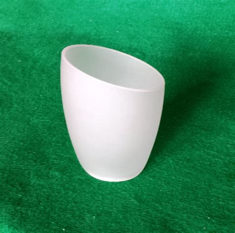 replacement glass light shades frosted glass lshade fits b q quo venus lights