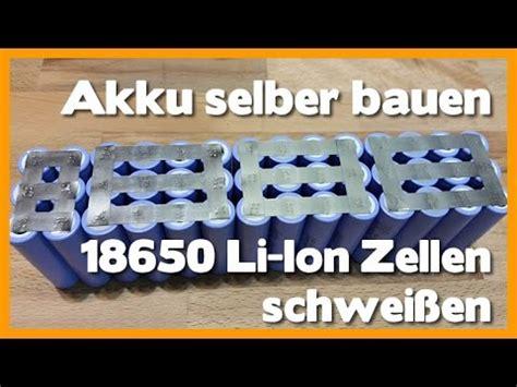 18650 akku ladegerät akku selber bauen ebike akku aus 18650 li ion zellen schwei 223 en part 2 battery spot welder