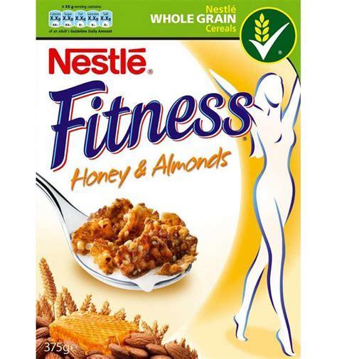 Nestle Fitness Honey & Almonds 355g from SuperMart.ae