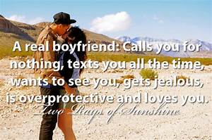 boyfriend, calls, you, nothing, texts - image #673432 on ...