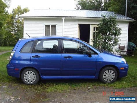 2006 Suzuki Aerio Sx by 2006 Suzuki Aerio For Sale In Canada
