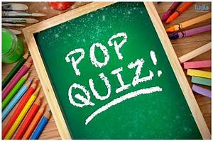 JUDY FROM THE BLOCK: ARE YOU A PARENT? TAKE THE POP QUIZ....