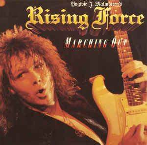 Yngwie J. Malmsteen's Rising Force - Marching Out (1985 ...
