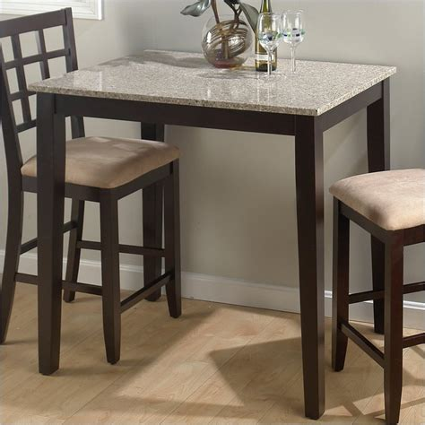 granite counter height table object moved