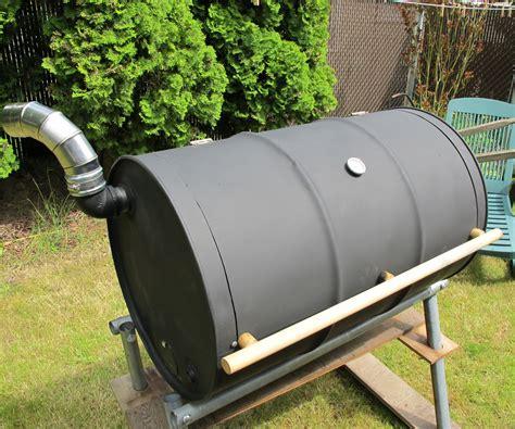 build   bbq barrel