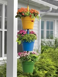 Plant, Pots, Cascading, Hanging, Flower, Pots