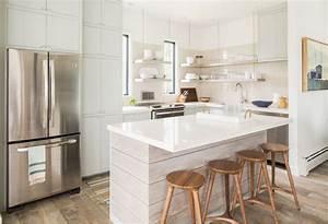 Petit Ilot Cuisine : amenagement cuisine avec ilot central ~ Premium-room.com Idées de Décoration