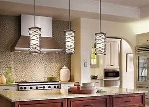 Suspension Luminaire Cuisine : la suspension luminaire en fonction de votre int rieur styl ~ Teatrodelosmanantiales.com Idées de Décoration