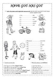 esl worksheet  pfreites