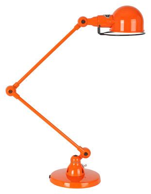 signal table l 2 arms h max 60 cm orange by jield 233
