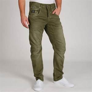 Green Jeans For Men | Bbg Clothing