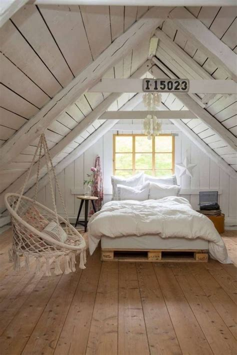 love  rustic feel   bedroom cottage style bedrooms attic bedroom small home decor