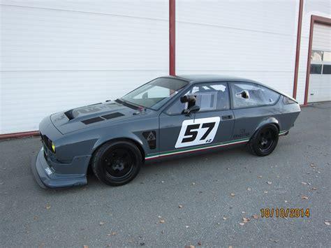 1985 alfa rome gtv 6 3 0 l 12v race car