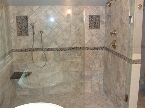 bathroom tile ideas for shower walls bathroom charming picture of bathroom design and