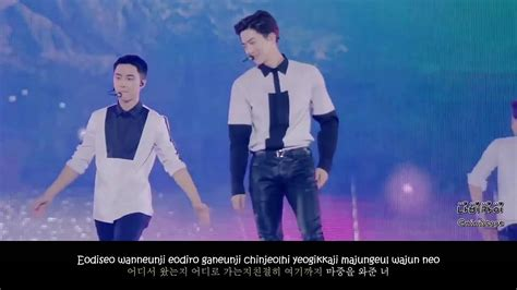 exo dont go lirik exo 엑소 don t go lyrics youtube