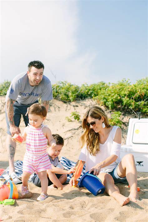 summer beach picnic essentials  kids lauren mcbride